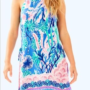 Lilly pearl Romper Multi Jet